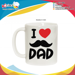 Taza I love Dad 11oz