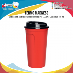 Termo Madness red